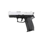 Пневматический пистолет Cybergun Sig Sauer 2022, поастик, никель, 130 м/с, 288200