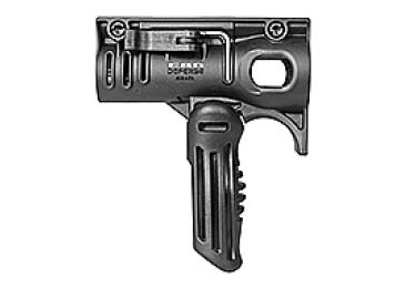 Рукоятка передняя на Weaver/Picatinny, с держателем фонаря Stinger, пластик, FAB Defense, FD-FFS