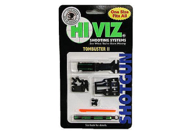 Мушка HiViz Tombuster II Combo Sight с целиком TB2004