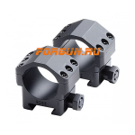 Кольца Badger Ordnance (30 мм) Max-50 на weaver/Picattinny средние (черный)