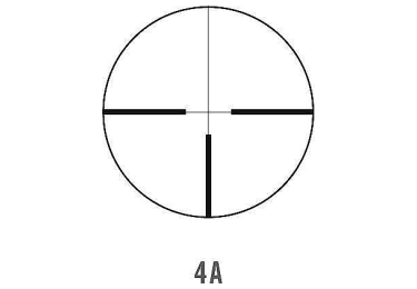 Оптический прицел Swarovski Z6 1.7-10x42 L с подсветкой (4A)