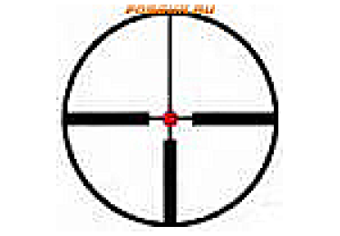 Оптический прицел Hakko 1.5-6x42 30мм Winner 3WIN-1564, с подсветкой точки (6D)