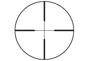 Оптический прицел Leupold VX-1 2-7x33 (25.4mm) Shotgun/Muzzleloader матовый (Wide Duplex) 113864