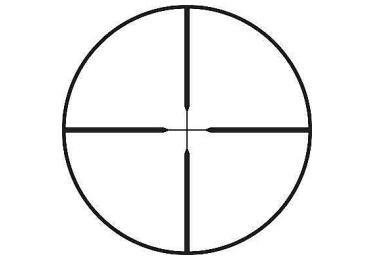 Оптический прицел Leupold VX-2 6-18x40 (25.4mm) AO Target матовый (Fine Duplex) 110816