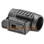 _Крепление для фонаря и ЛЦУ, на Weaver/Picatinny, диаметр 19, 25,4 и 28.5 мм FAB Defense, FD-PLG