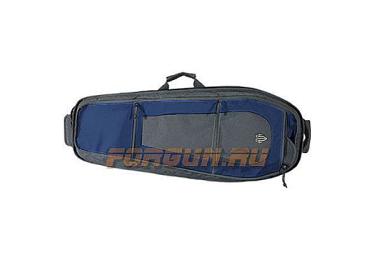 Тактический рюкзак Leapers UTG для оружия, однолямочный, длина – 86 см, синий цвет, PVC-PSP34BN