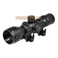 Оптический прицел Leapers UTG 3-9X32 25 мм, миник, сетка Mil-Dot с подсветкой, SCP-M392AOLWQ