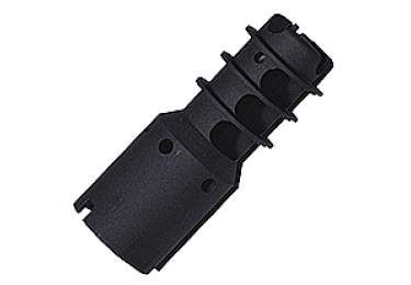 Дульный тормоз компенсатор (ДТК) 5,45/5,56 для Сайга - МК и автоматы АК-74 всех модификаций, Red Heat Цитадель
