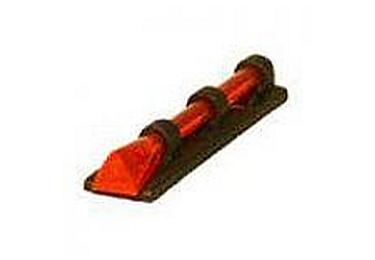Мушка HiViz FO2008-I (4 мушки в 1) для планки 6,3мм и 7,5мм