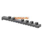 Основание Weaver двойное для M16/M4/AR15 FAB Defense, UPR 16/4