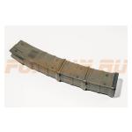 Магазин Pufgun на Сайга-9/ПП-Витязь, 9х19, 30 патронов, полимер, возможность укорочения, хаки, 109 г