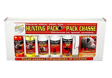 Набор охотничий (кабан) приманки и нейтрализаторы с DVD Buck Expert, 51PC