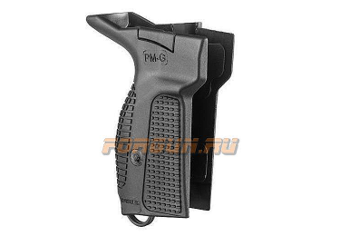 Рукоятка пистолетная для ПМ, пластик, FAB Defense, FD-PM-G
