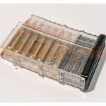Магазин Pufgun на Вепрь-308, 7,62х51, 15 патронов, полимер, прозрачный, возможность укорочения, 141 г