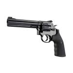 """Пневматический пистолет револьвер Smith&Wesson 586 6"""" черный (Umarex)"""