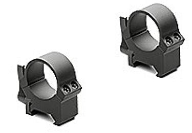 Кольца Leupold QRW (25.4mm) на weaver, средние, быстросьемные, матовые 49856