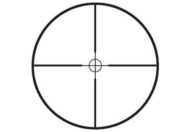 Оптический прицел Leupold VX-1 Shotgun/Muzzleloader 1-4x20 (25.4mm) матовый (Turkey Plex) 113861