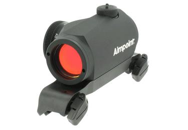 Коллиматорный прицел Aimpoint Micro H-1 + кронштейн Blaser (2 МОА)