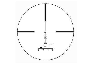 Оптический прицел IOR Valdada 2.5-10x56 30mm Hunting с подсветкой