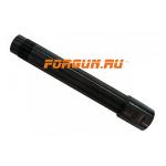 Дульная насадка (0,0) цилиндр 160 мм с резьбой под ДТК для ВПО-205 Вепрь, Сайга 12 кал Молот