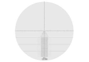 Оптический прицел Nightforce 5-25x56 34мм B.E.A.S.T, .25 и .50 MOA, с подсветкой (TReMoR)