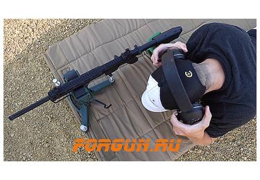 Упор для стрельбы с задним мешком Caldwell Rock Deluxe Shooting Rest, 383640