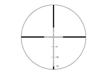 Оптический прицел IOR Valdada 3.5-18x50 35mm Tactical  с подсветкой (MP-8 DOT)
