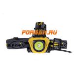 Фонарь налобный, 900 люменов Fenix HP30 желтый