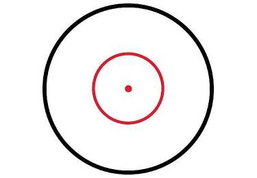 Оптический прицел  Sightmark 1-6x24 30мм Triple Duty M4, с подсветкой (Circle Dot), SM13021CD