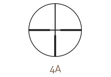 Оптический прицел Kahles C 1.5-6x42 с шиной SR (4A)