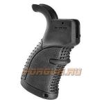 Рукоятка пистолетная FAB Defense на M16, M4 или AR15, прорезиненный пластик, FD-AGR-43