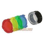 _Светофильтр диффузор (набор) для фонарей диаметром 42 мм Leapers UTG RB-CVF42