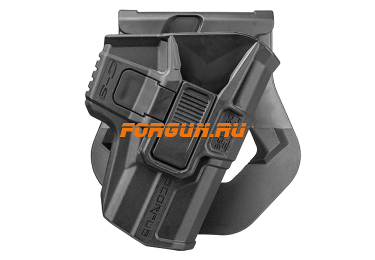 Кобура для Glock кал. 9х19 мм Fab Defense SCORPUS M24 Paddle G-9R с защелкой