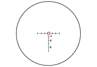 Оптический прицел Leupold Mark 4 MR/T 1.5-5x20 (30mm) M2 матовый с подсветкой (CM-R2) 110180