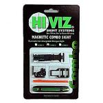 Комплект из мушки и целика HiViz С400-1 (модели TS-1002 и M400) 8,2 мм - 11,3 мм