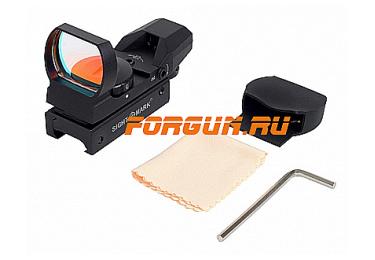 Коллиматорный прицел Sightmark Sure Shot Reflex Sight SM13003B-DT, Ласточкин хвост (черный)