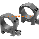 Кольца Badger Ordnance (30 мм) на weaver/Picattinny средние (черный)