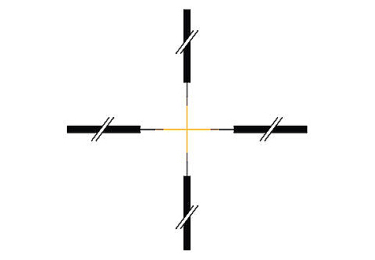 Тактический прицел Trijicon ACOG 1.5x24 TA45-C-400154