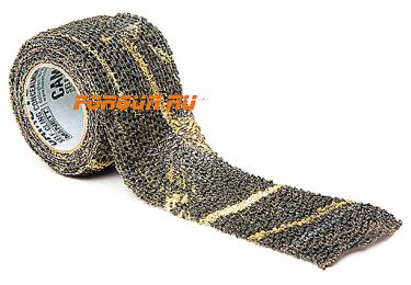 Камуфляжная лента многоразовая McNett 2,4 м Stretch Realtree Max4 (настоящий лес MAX-4)