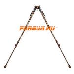 Сошки для оружия Caldwell XLA Fixed (на антабку) (длина от 34,3 до 68,6 см), 445077, камуфляж
