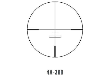 Оптический прицел Swarovski Z6 2-12x50 L с подсветкой (4A-300)