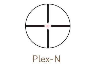 Оптический прицел Kahles CBX 3-12x56 с шиной SR, с подсветкой (Plex-N)