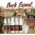 Набор охотничий (косуля) приманки и нейтрализаторы с DVD Buck Expert, RBPC
