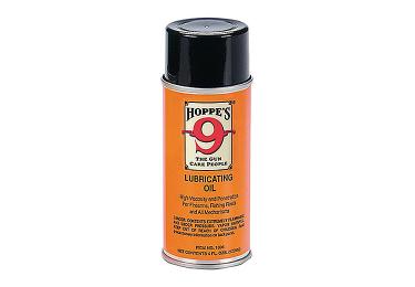 Масло оружейное высокой вязкости, спрей, Hoppe`s, 1605