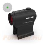 Коллиматорный прицел Holosun Elite Micro (HE403B-GR)