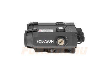 Тактический блок Holosun Multi с зелёным ЛЦУ и выносной кнопкой, ИК лазер и фонарь, LED-фонарь, быстросъемный на Weaver (LS420G)