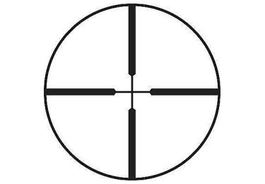 Оптический прицел Leupold VX-1 2-7x33 (25.4mm) Shotgun/Muzzleloader матовый (Heavy Duplex) 113866