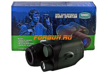 Прибор ночного видения (1+) Yukon NVMT Spartan 1x24 без маски, 24124