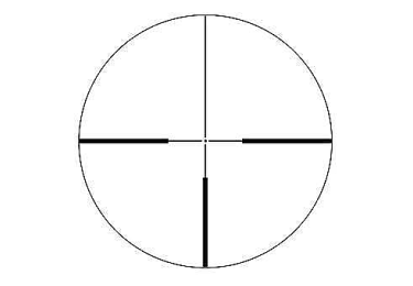 Оптический прицел IOR Valdada 1.5-8x26 Hunting с подсветкой (4AD)