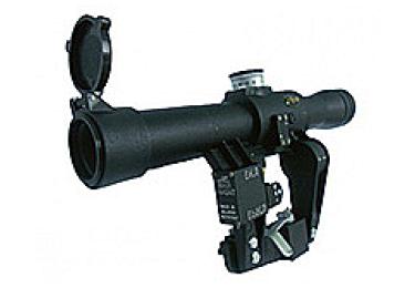 Оптический прицел Беломо ПОСП 4х24Т с подсветкой сетки (для Тигр/СКС)